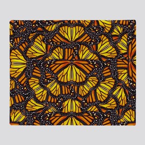 Effie's Butterflies Throw Blanket