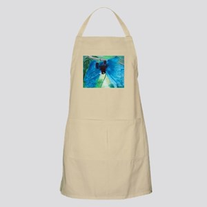 Blue Bird of Happiness Apron