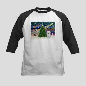 XmasMagic/Coton Kids Baseball Jersey