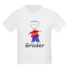 Second Grade Boys T-Shirt
