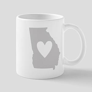 Heart Georgia Mug