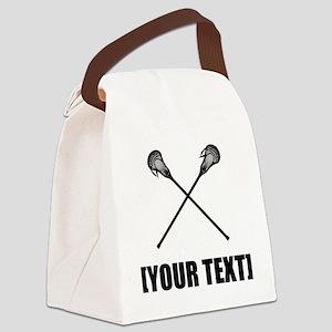 Lacrosse Personalize It! Canvas Lunch Bag