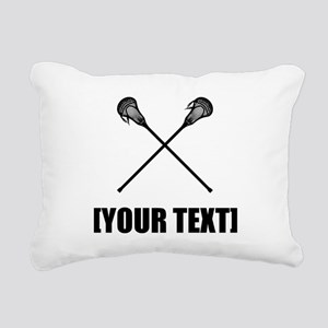 Lacrosse Personalize It! Rectangular Canvas Pillow