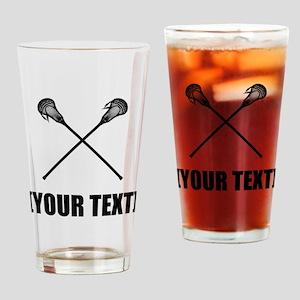 Lacrosse Personalize It! Drinking Glass