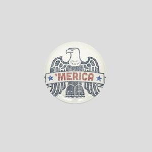 Merica Mini Button