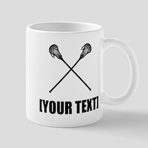 Lacrosse Personalize It! Mugs
