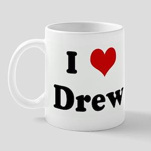 I Love Drew Mug