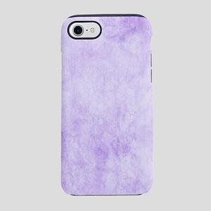 Purple Wash iPhone 7 Tough Case