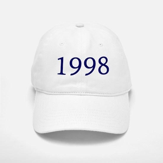 1998 Baseball Baseball Cap