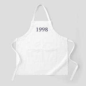 1998 BBQ Apron