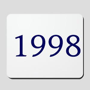 1998 Mousepad