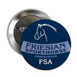 "2.25"" Button Friesian Sporthorse logo"