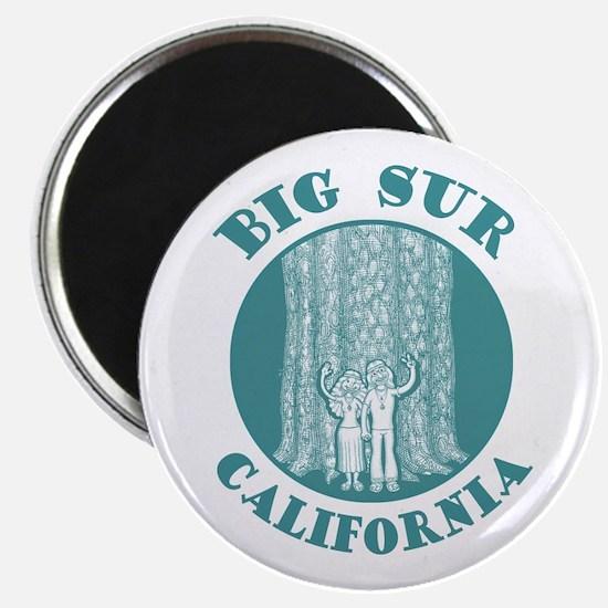 Big Sur Magnet