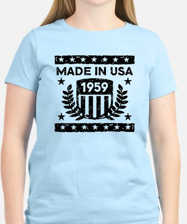 Made In USA 1959 Women's Light T-Shirt