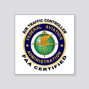 FAA Certified Air Traffic Controller Sticker