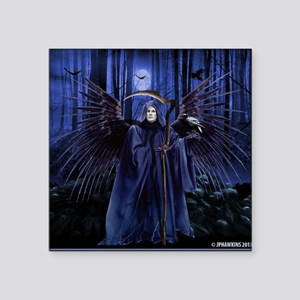 Sebelius Is Obama Care's Grim Reaper Sticker