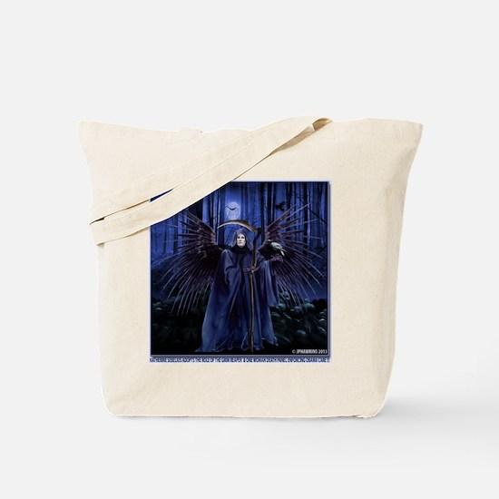 Sebelius Is Obama Care's Grim Reaper Tote Bag