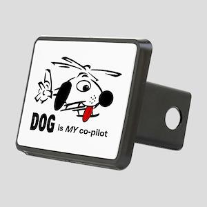 dogpilot Rectangular Hitch Cover