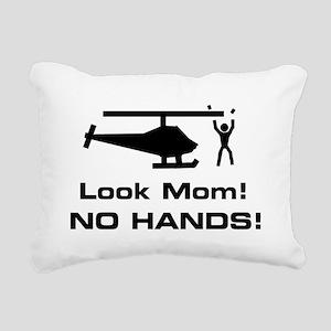 LookMom Rectangular Canvas Pillow