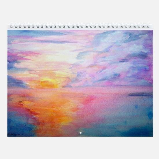 """""""The Tropics"""" Wall Calendar"""