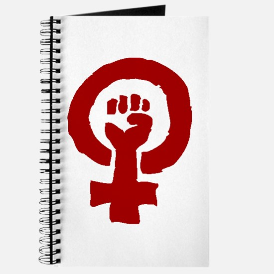 Red Feminist POWER! Journal