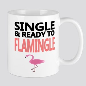 Single Ready to Flamingle Mug