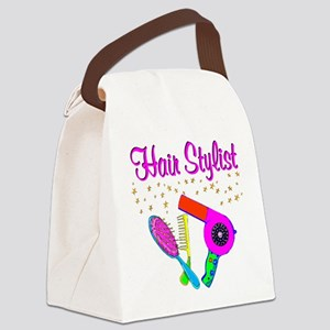 BEST STYLIST Canvas Lunch Bag