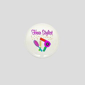 BEST STYLIST Mini Button