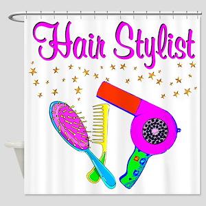 BEST STYLIST Shower Curtain