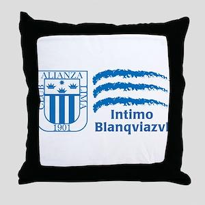 Alianza Lima Throw Pillow