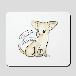 Tumbles Chihuahua Angel Mousepad