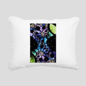Mobius In Triumph Rectangular Canvas Pillow