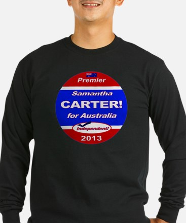 Carter for PM! T