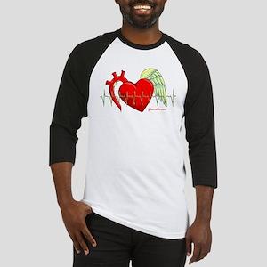 Heart Surgery Survivor Baseball Jersey