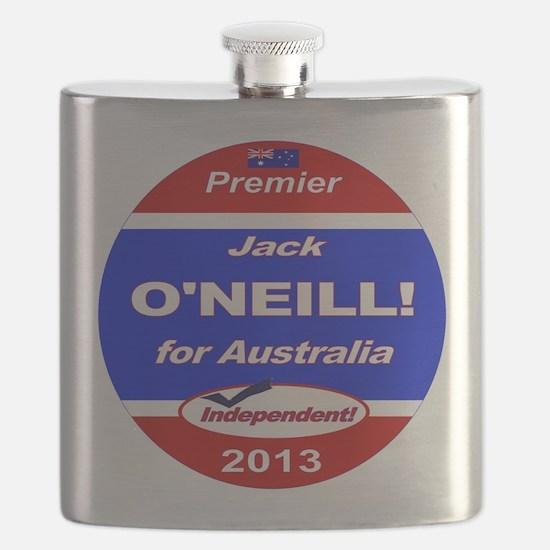 ONEILL cir 2013 Flask
