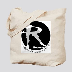 iRecover - Clean. Serene. Proud Tote Bag