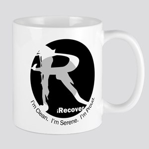 iRecover - Clean. Serene. Proud Mug