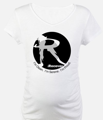 iRecover - Clean. Serene. Proud Shirt