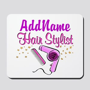 FOXY HAIR STYLIST Mousepad