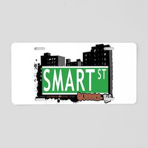 SMART STREET, QUEENS, NYC Aluminum License Plate