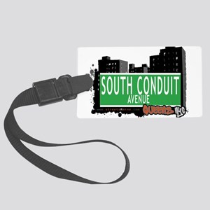 New Section Large Luggage Tag
