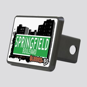 New Section Rectangular Hitch Cover