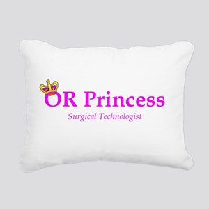OR PRINCESS ST Rectangular Canvas Pillow