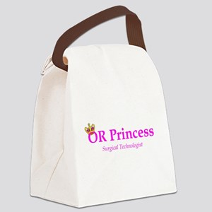 OR PRINCESS ST Canvas Lunch Bag