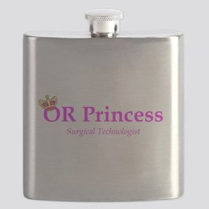 OR PRINCESS ST Flask
