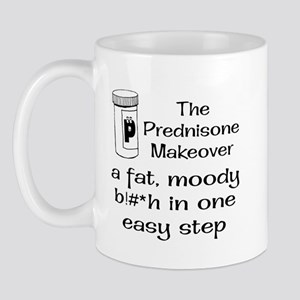 Prednisone Make Over Mug