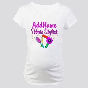 1ST PLACE STYLIST Maternity T-Shirt