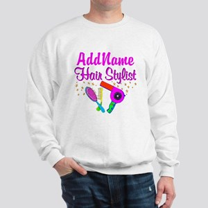 1ST PLACE STYLIST Sweatshirt