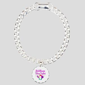 1st Place Stylist Charm Bracelet One
