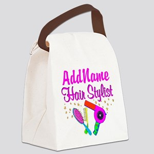 1ST PLACE STYLIST Canvas Lunch Bag